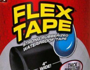FLEX TAPE -dostępna u nas